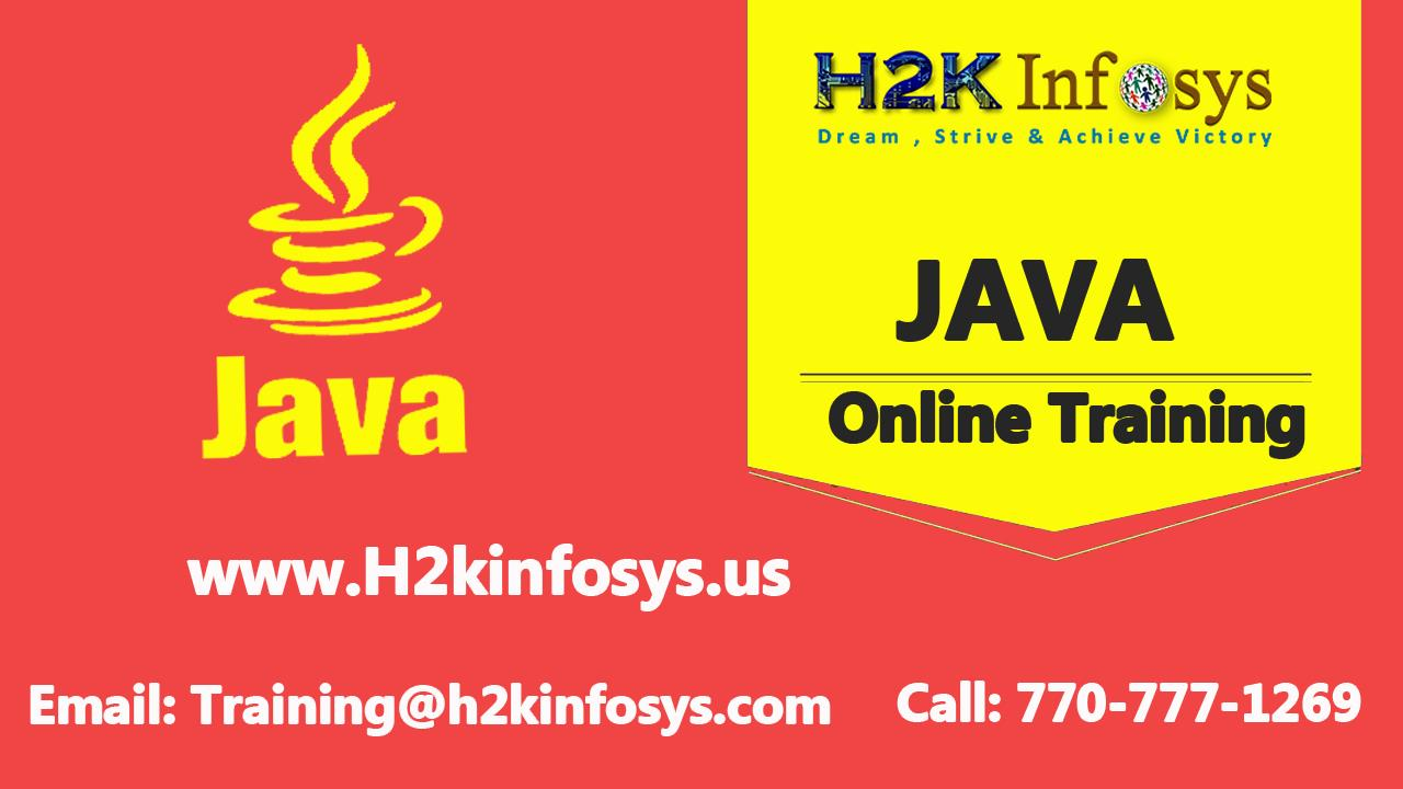 java j2ee online training course mi com we are offering advanced java online training job placement assistance we are having real time experienced java faculties which help you and