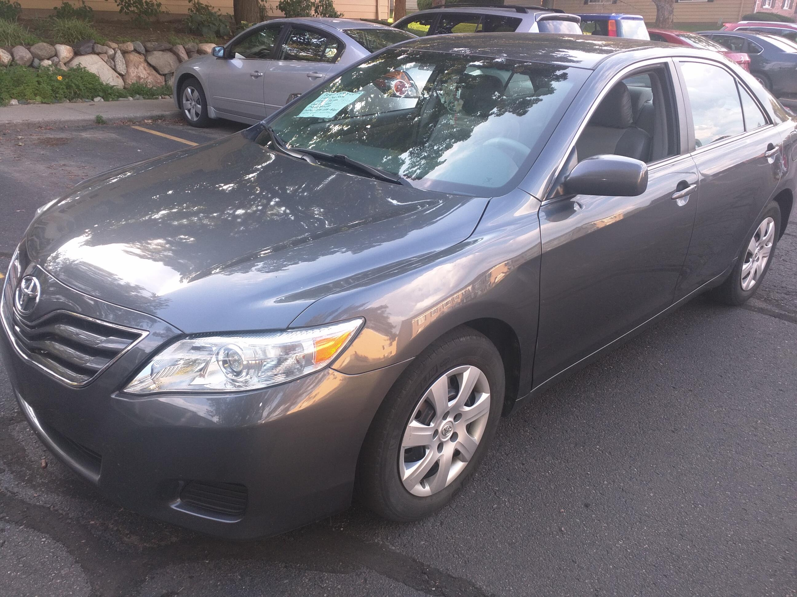 Very good condition 2010 toyota camry for sale by owner price negotiable clean title ready to drive you can find more images here