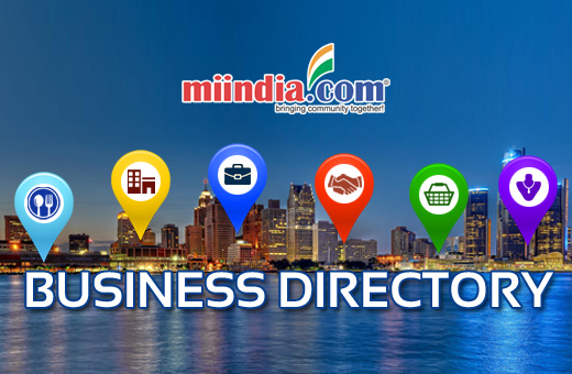 Miindia Business Directory for Indian Businesses in Michigan