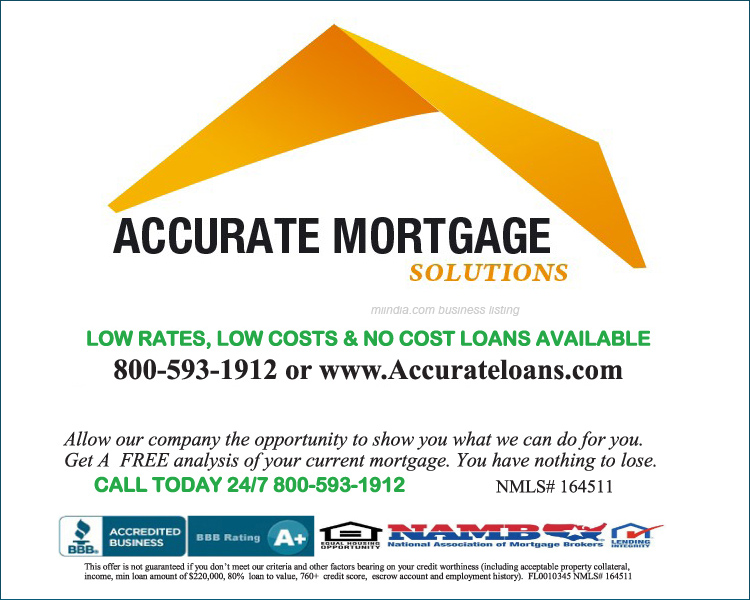 Accurate Mortgage Solutions in Michigan