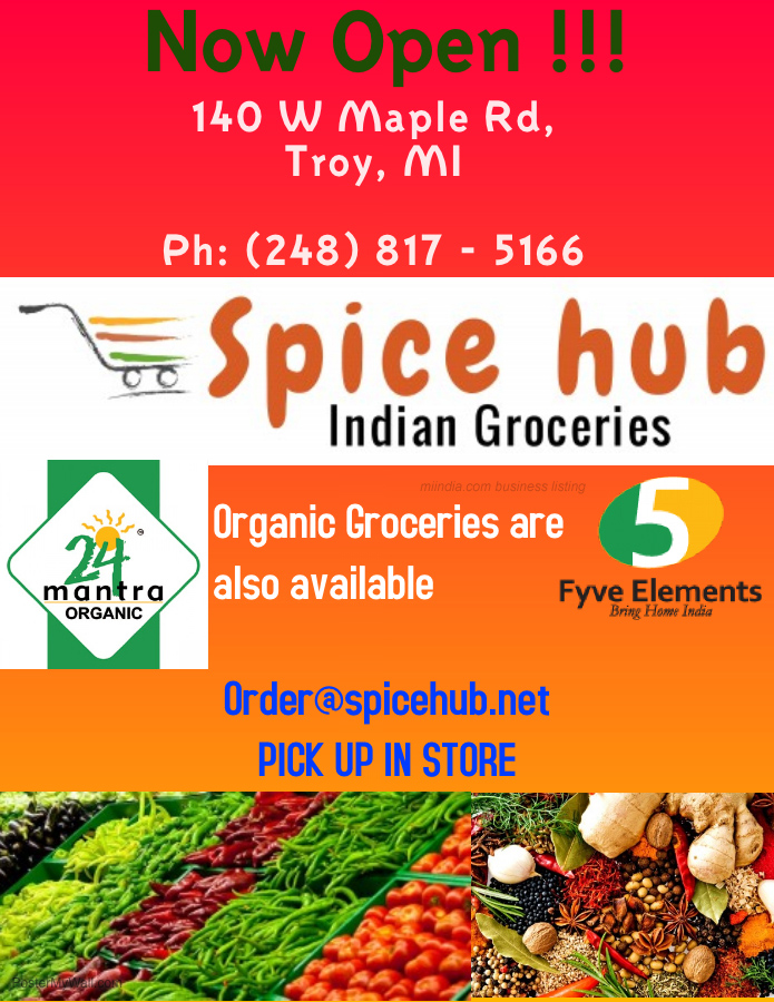 Spice Hub Indian Groceries in Detroit