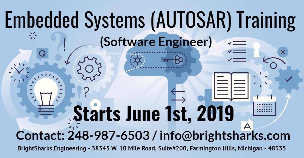 Embedded Systems AUTOSAR Training and Placement - miindia com