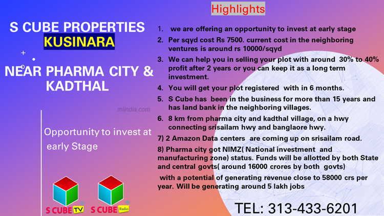 Real Estate Investment in Hyderabad, India
