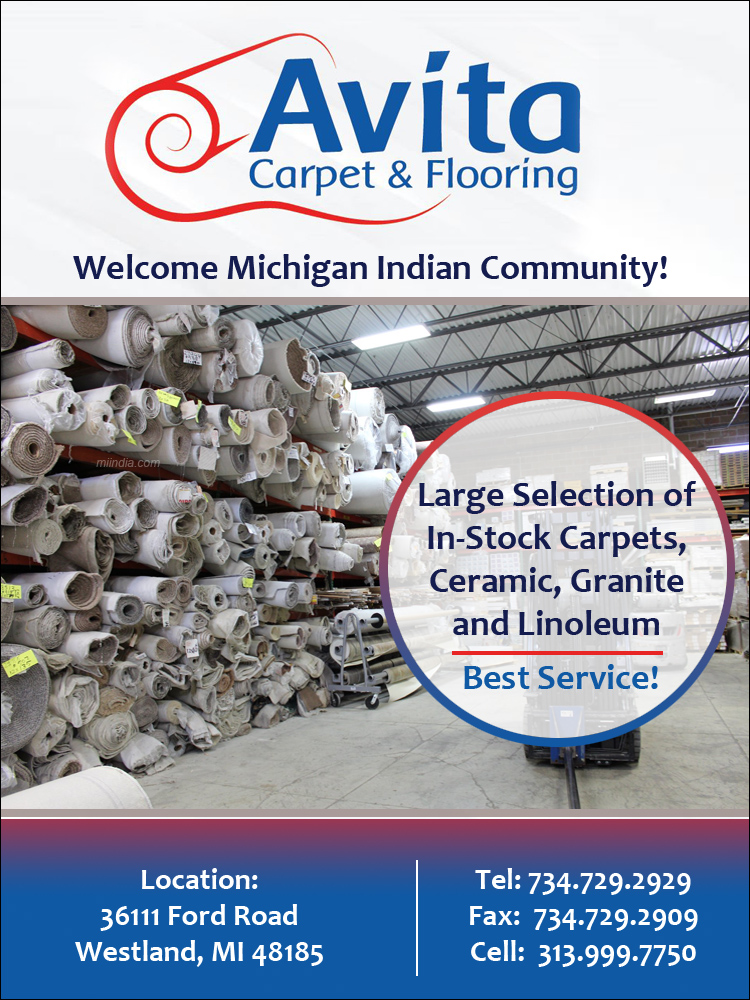 Avita Carpet in Michigan