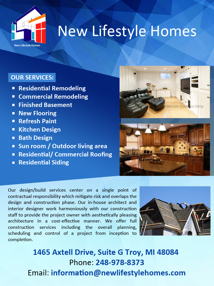 Home repair services in michigan