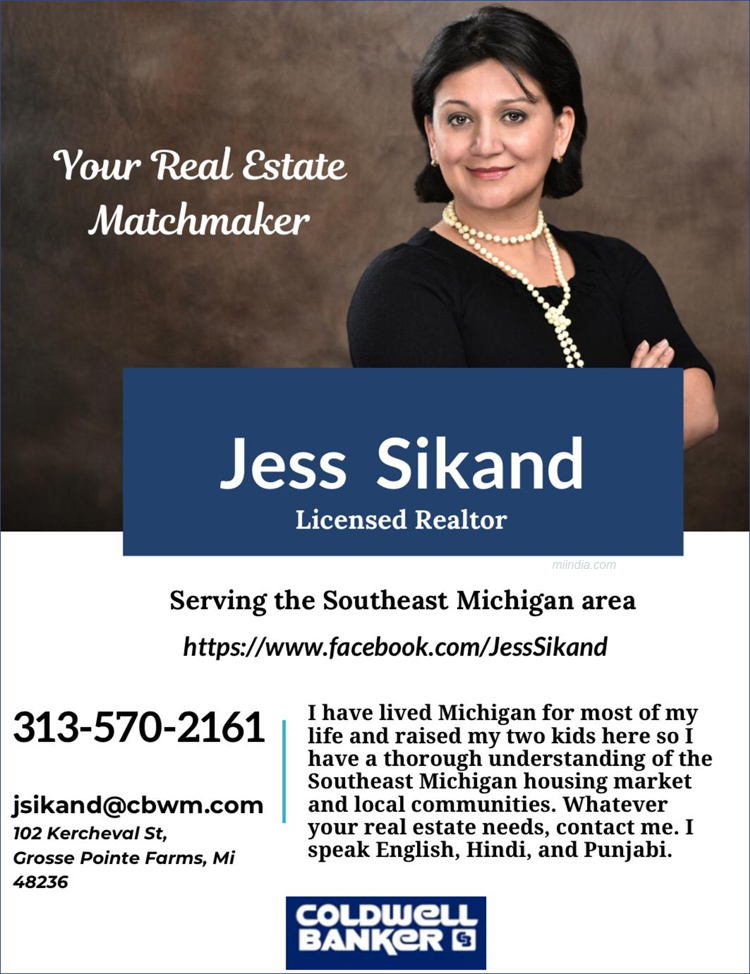 Licensed Michigan Realtor