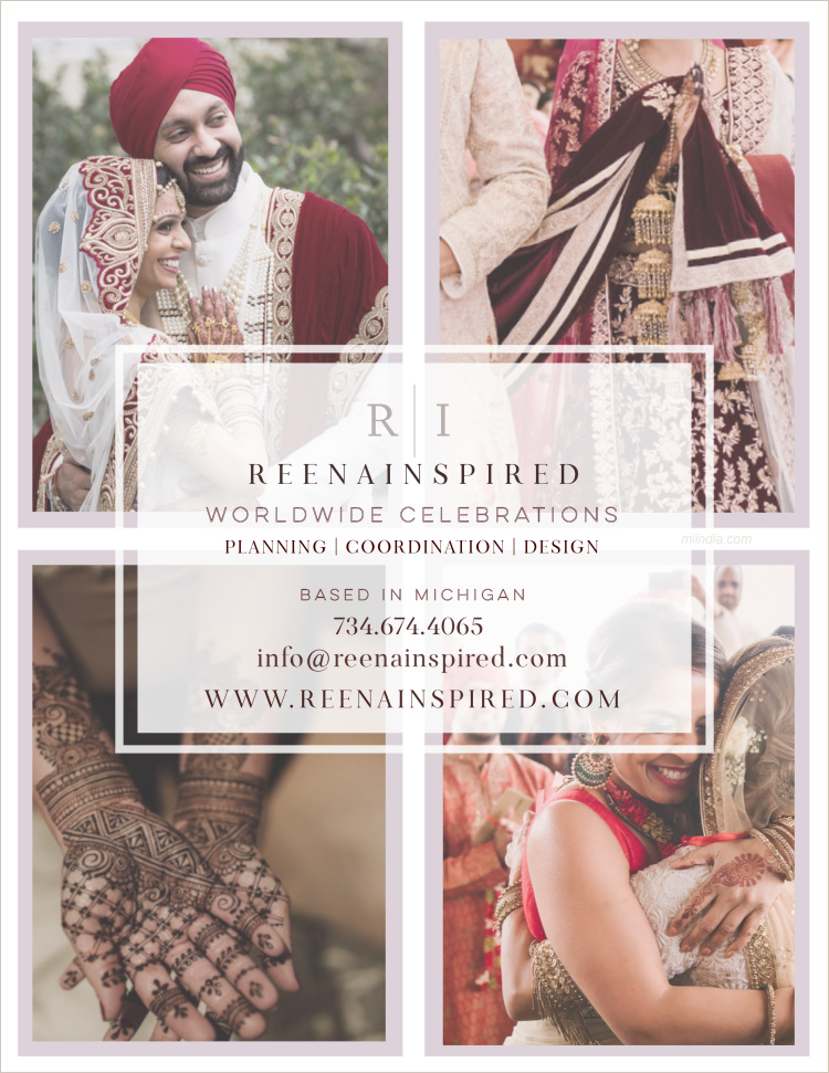 Reena Inspired - Events & Wedding Planners in Michigan