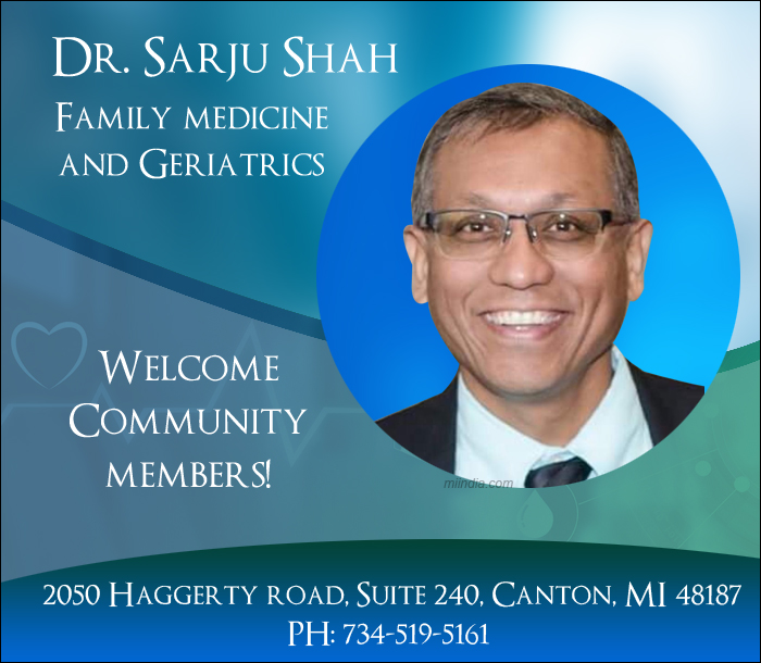 Dr. Sarju Shah - Family Medicine and Geriatrics in Michigan
